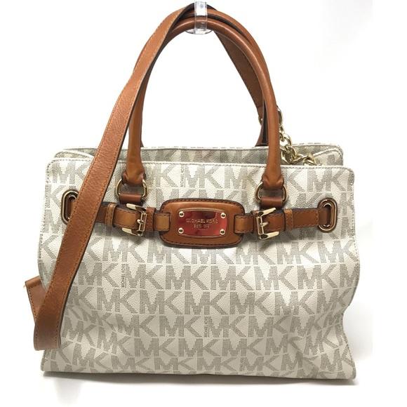 291dbc61ce35b1 MICHAEL Michael Kors Bags | Euc Authentic Michael Kors Hamilton ...